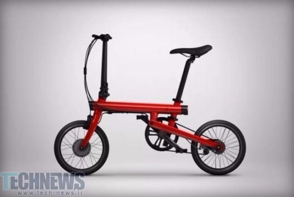 Photo of شیائومی از دوچرخه هوشمند الکتریکی خود با نام QiCycle رونمایی کرد؛ تاشو و ارزان