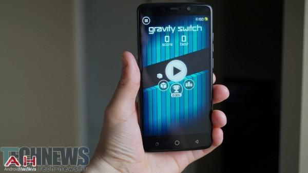 Gravity Switch نام این بازی ساده و اعتیادآور اندرویدی است