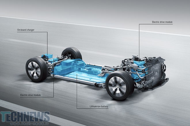 MERCEDES TEASES NEW ELECTRIC PLATFORM WITH OVER 300 MILES OF RANGE