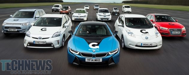 These 15 electric cars will be here by 2020
