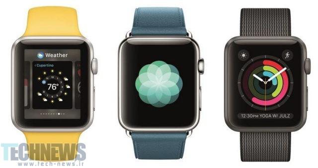شایعه: اپل واچ 2 به GPS و ثبت فعالیت ورزش شنا مجهز خواهد شد