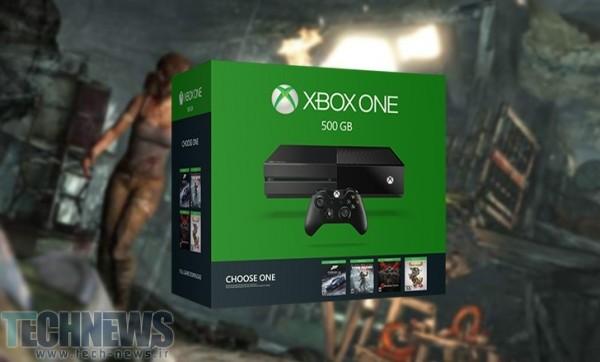 قیمت Xbox One تا 280 دلار کاهش یافت