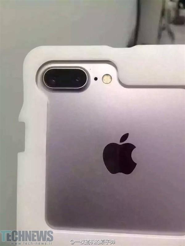 Photo of تصویر جدید درز کرده از آیفون 7 پلاس وجود دوربین دوگانه و کانکتور هوشمند در این گوشی را روایت میکند