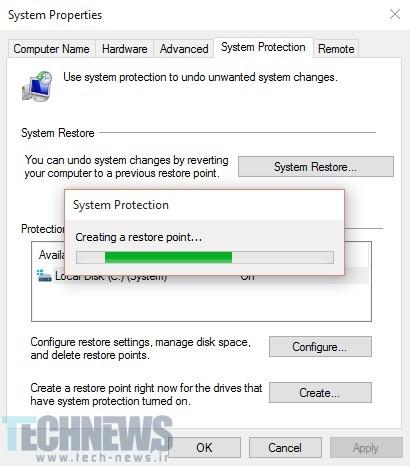 آموزش: System Restore و Factory Reset در ویندوز 10 چگونه کار میکنند؟