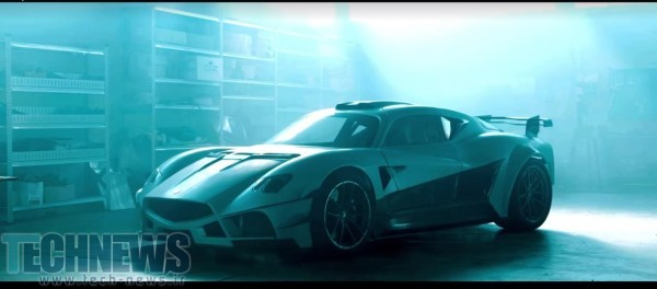 2017 Mazzanti Evantra Millecavalli Hypercar Revealed with 1000hp