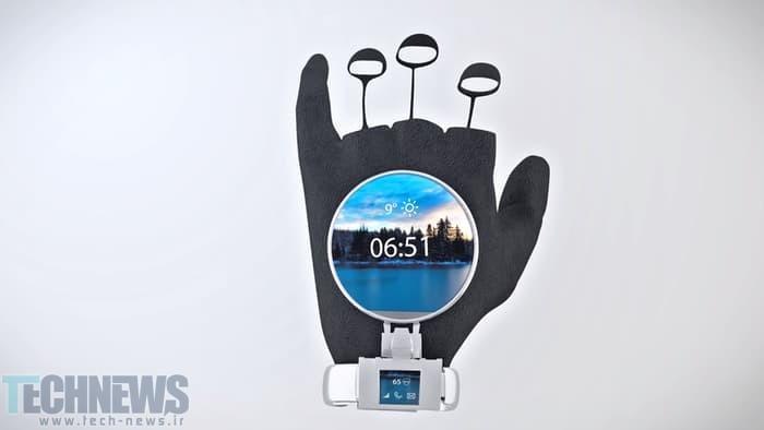 Photo of Glovdi نام این دستکش هوشمند مخصوص ورزشکاران است