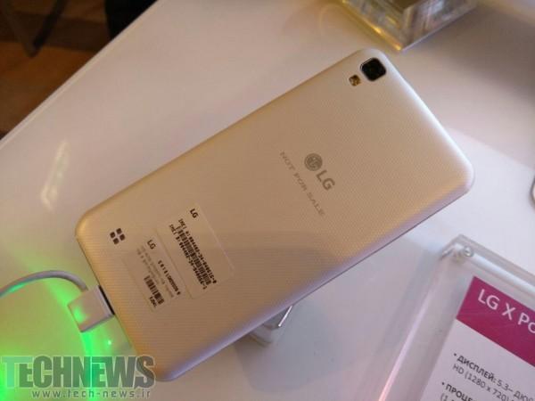 ال جی دو گوشی هوشمند میانرده موسوم به X Power و X Style را معرفی کرد