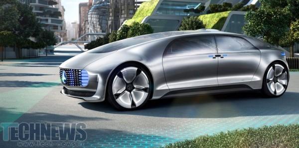 Photo of مرسدسبنز پیش از سال 2020 خودرویی تمامالکتریکی را عرضه خواهد کرد