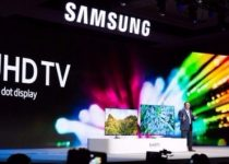 Samsung may release QLED TVs in two years