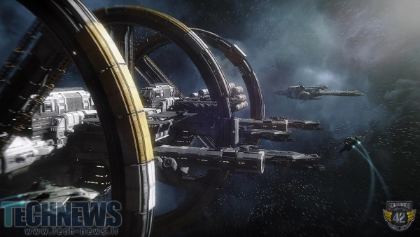 The major update for the ambitious PC space game has landed