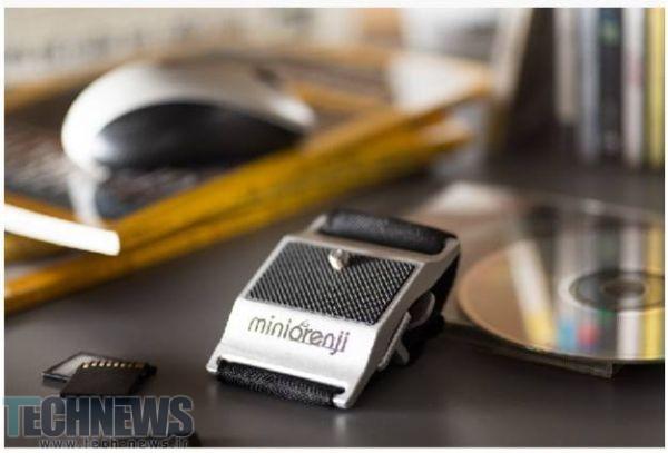 Photo of ببینید: این کمربند میتواند نقش یک سهپایه دوربین عکاسی همیشه همراه را برای شما ایفا کند