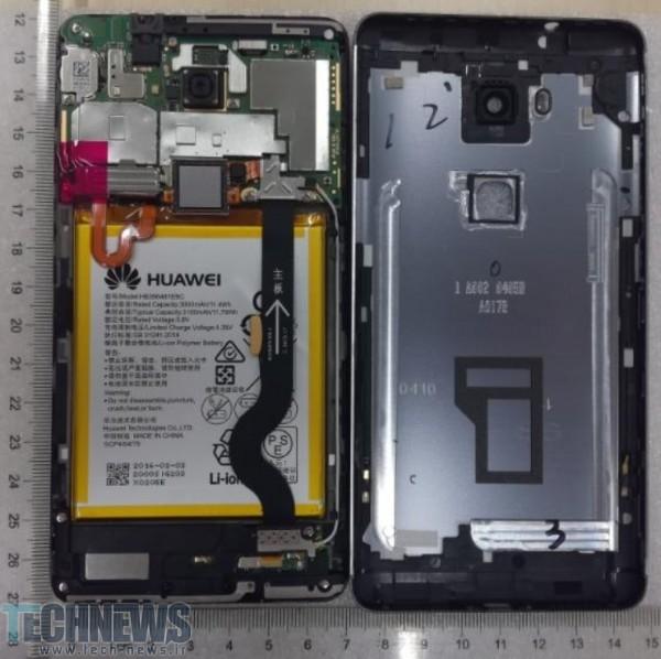 تصویری از بخش داخلی گوشی های H1622 و H710VL