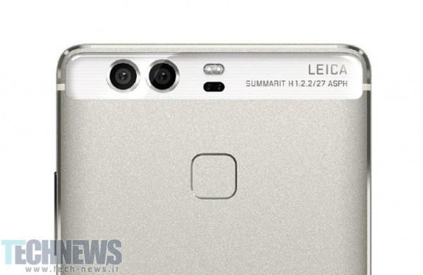 دوربین دوگانه گوشی P9 هوآوی نسبت به P8 پیشرفت داشته است