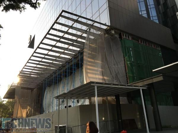 شعبهی سنگاپور فروشگاه اپل، پاییز امسال کار خود را آغاز خواهد کرد