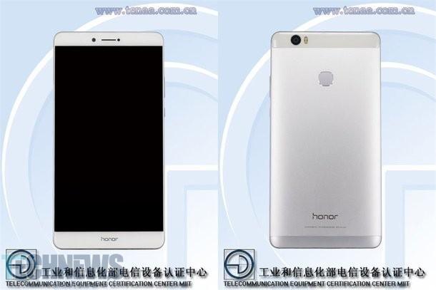 هوآوی نام گوشی  Honor V8 Max خود به   Honor Note 8 تغییر داد