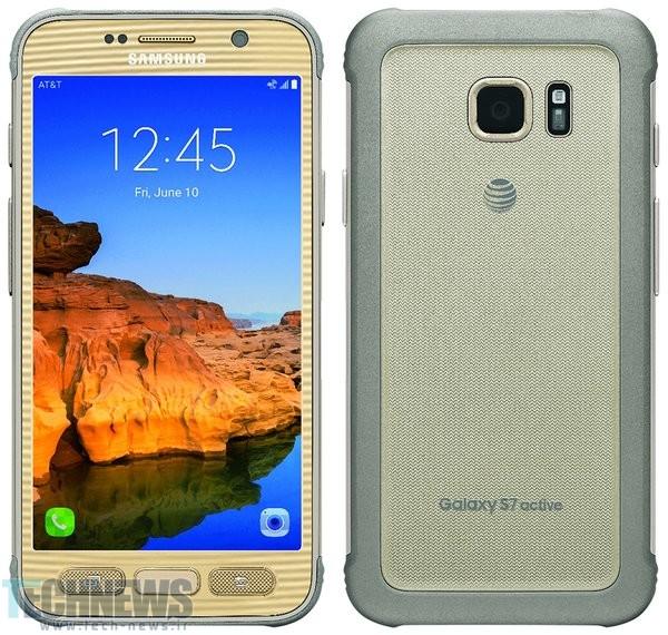 گلکسی اس 7 اکتیو سامسونگ (Samsung Galaxy S7 Active) (13)
