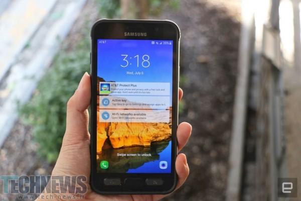 گلکسی اس 7 اکتیو سامسونگ (Samsung Galaxy S7 Active) (14)