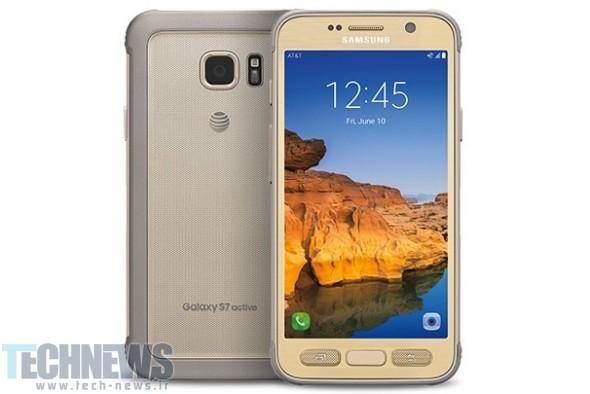 گلکسی اس 7 اکتیو سامسونگ (Samsung Galaxy S7 Active) (15)