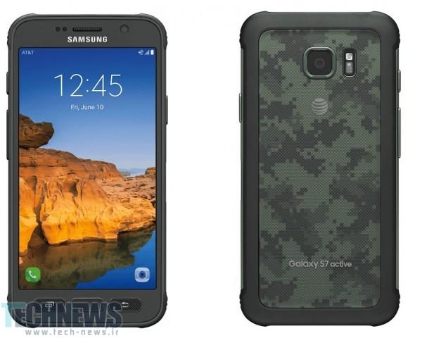 گلکسی اس 7 اکتیو سامسونگ (Samsung Galaxy S7 Active) (2)