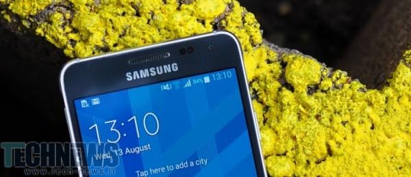 گوشیهوشمند One5 2016 سامسونگ، گواهی FCC را دریافت کرد