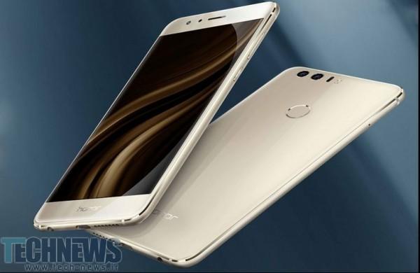 Photo of هوآوی به طور رسمی از گوشی Honor 8 رونمایی کرد؛ دوربین دوگانه 12 مگاپیکسلی و بدنه شیشهای