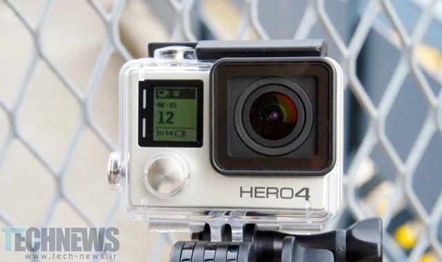 دوربین Hero5 شرکت GoPro قابلیت تصویربرداری سهبعدی خواهد داشت