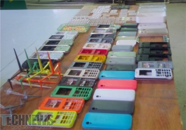 Photo of کارخانه تولید گوشی GLX در آستانه تعطیلی