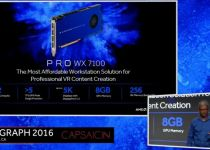 AMD Announces the Radeon Pro SSG