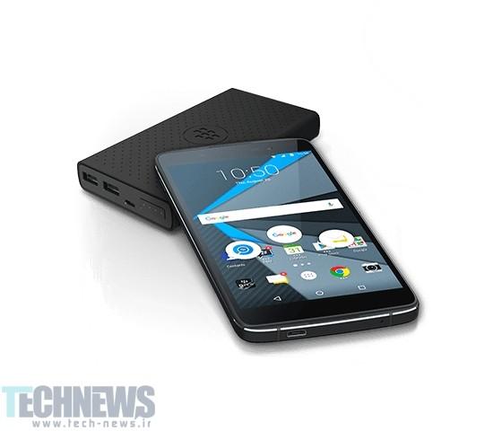 گوشی هوشمند DTEK50 بلکبری با سیستمعامل اندروید رسماً معرفی شد