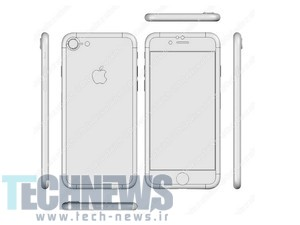CAD-image-of-the-Apple-iPhone-7