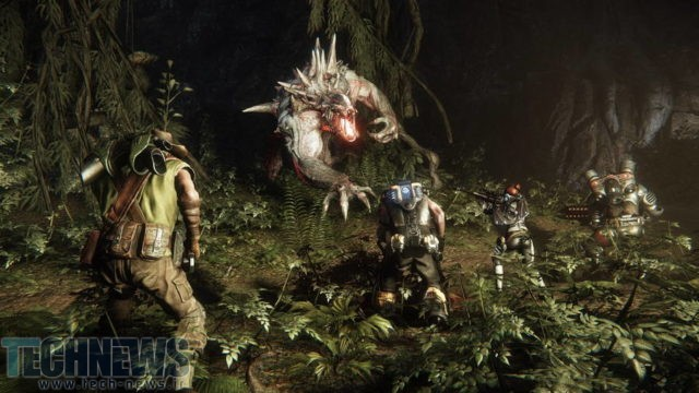 Evolve Will Now Be A Free-To-Play Game