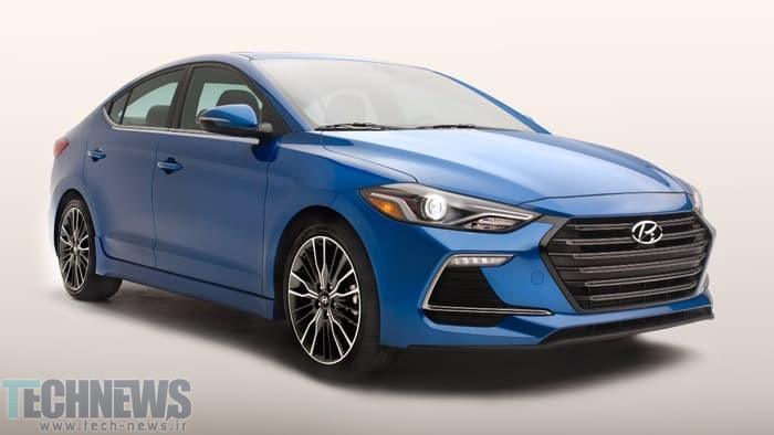 Hyundai injects a pinch of sportiness into the Elantra