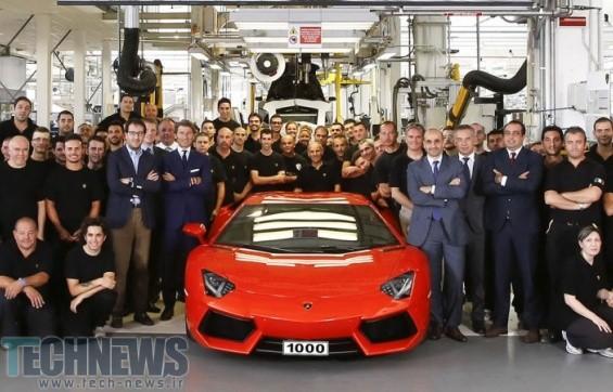 Lamborghini Sells Record Number Of Supercars