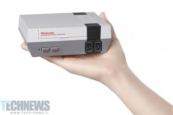 Photo of نینتندو یک نسخه کوچک از NES خاطرهساز را با 30 بازی عرضه خواهد کرد