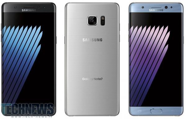 Samsung Deploying New Y-OCTA Display On Galaxy Note 7
