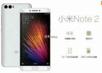 اطلاعات و تصاویر جدیدی از گوشیهوشمند شیائومی Mi Note 2 لو رفت