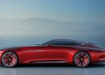 اولین تصاویر و جزئیات فنی از خودروی جدید و مفهومی ویژن مرسدس-میباخ 6 منتشر شد3