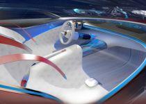 اولین تصاویر و جزئیات فنی از خودروی جدید و مفهومی ویژن مرسدس-میباخ 6 منتشر شد5