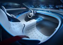 اولین تصاویر و جزئیات فنی از خودروی جدید و مفهومی ویژن مرسدس-میباخ 6 منتشر شد6