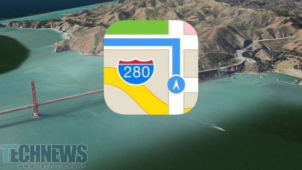 با جدیدترین تکنولوژی اپل در زمینه نقشهبرداری سهبعدی آشنا شوید