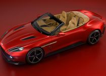 رونمایی آستون مارتین از خودروی Vanquish Zagato Volante7