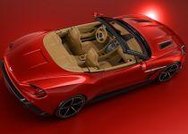 رونمایی آستون مارتین از خودروی Vanquish Zagato Volante8