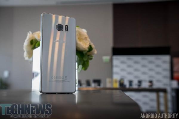 عرضه Galaxy Note 7 سامسونگ با 6 گیگابایت رم و 128 گیگابایت حافظه داخلی رسما تایید شد