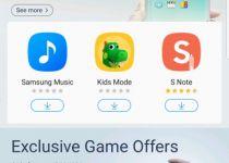 فروشگاه  Galaxy Apps (2)