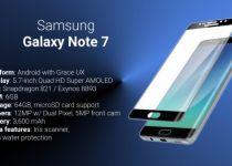 نقد و بررسی گوشی Samsung Galaxy Note7