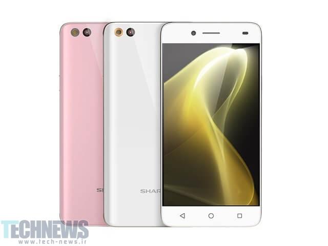 گوشی M1 شارپ بسیار شبیه به Mi 5 شیائومی است