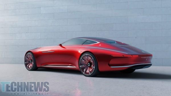 اولین تصاویر و جزئیات فنی از خودروی جدید و مفهومی ویژن مرسدس-میباخ 6 منتشر شد2