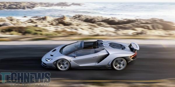 لامبورگینی نسخهی رودستر از خودروی سنتناریو را با قیمت 2.2 میلیون دلار معرفی کرد2