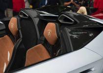 نبوغ مهندسی لامبورگینی در تصاویر زنده و جدید از خودروی سنتناریو رودستر2