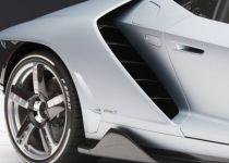 نبوغ مهندسی لامبورگینی در تصاویر زنده و جدید از خودروی سنتناریو رودستر5